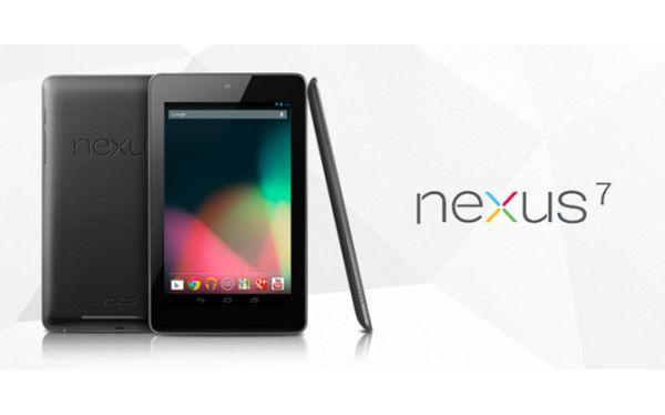 La tableta de Google es real y se llama Nexus 7