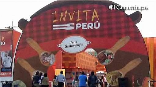 VIDEO: un paseo por los diferentes pabellones de la feria Invita Perú
