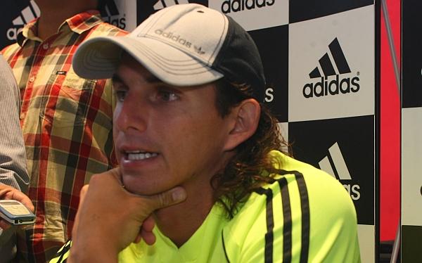 José Carlos Fernández será presentado el viernes como refuerzo de Argentinos Juniors