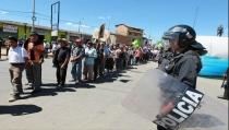 Cajamarca: director de Operaciones de la PNP pidió estado de emergencia - Noticias de abel gamarra malpartida