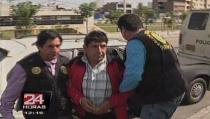 Tío de Elizabeth Espino Vásquez fue detenido por la policía - Noticias de julio ruiz
