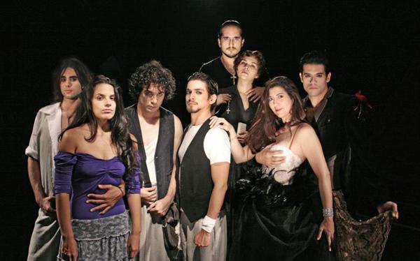 El libertinaje inspira la nueva obra teatral de Eduardo Adrianzén