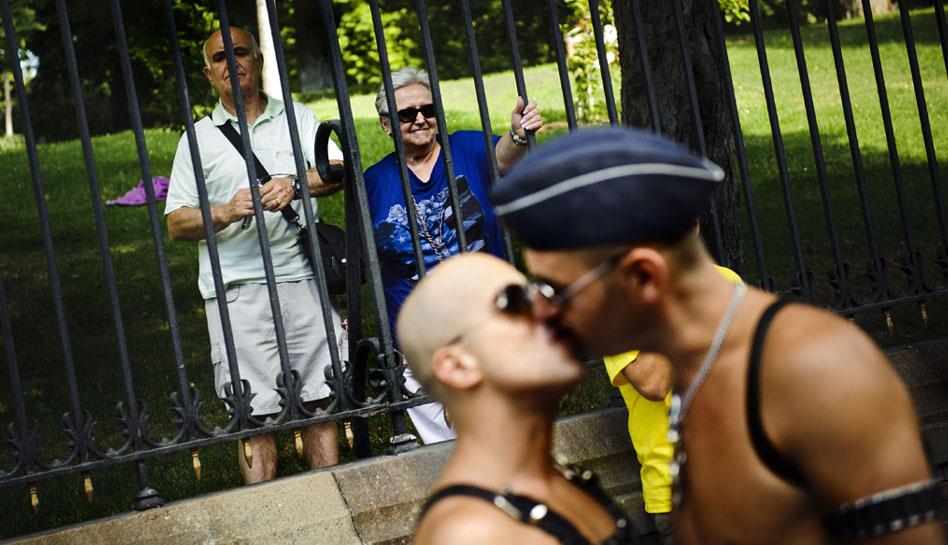 FOTOS: Día Internacional del Orgullo Gay se celebró con marchas y desfiles en varios países