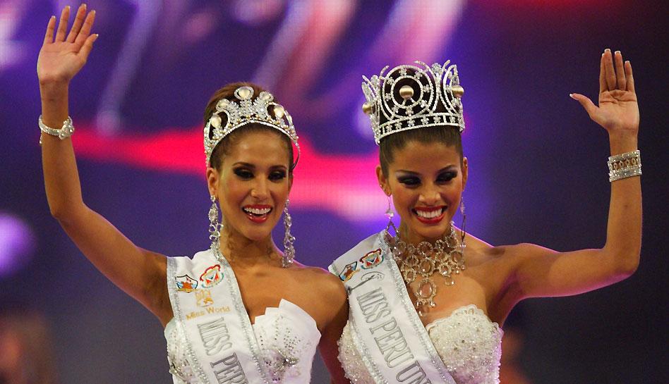 FOTOS: Miss Perú eligió a sus representantes para certámenes internacionales