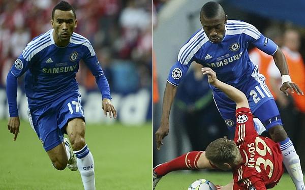 Kalou y Bosingwa no seguirán en el Chelsea