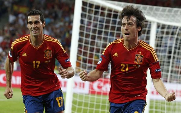 ¡España bicampeón de la Eurocopa! Goleó 4-0 a Italia en la final