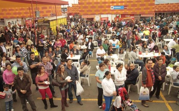 Feria gastronómica del Cono Norte se realizará en un parque zonal