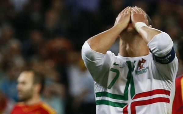 La verdad del penal que Cristiano Ronaldo nunca pateó ante España