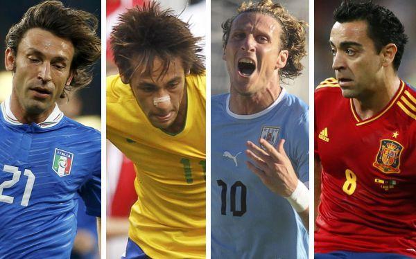¿España-Brasil? Así se jugará la Copa FIFA Confederaciones 2013