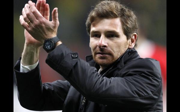 Andre Villas-Boas es el nuevo técnico del Tottenham Hotspur