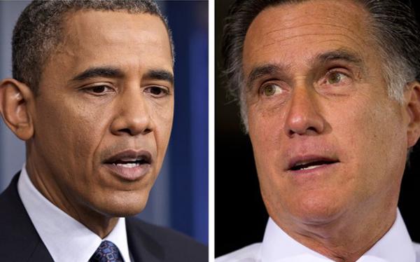 Barack Obama y la difícil batalla que libra con Mitt Romney