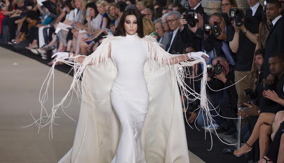 FOTOS: celebridades y glamour en la Semana de la Alta costura de París