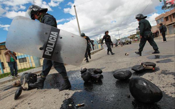 Cajamarca: enfrentamientos en Celendín dejan al menos tres muertos