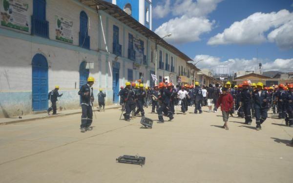 Un cuarto civil fallecido dejó enfrentamiento en Cajamarca