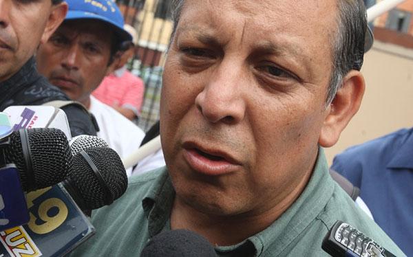 Ministerio Público garantiza la integridad física de Marco Arana