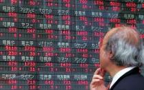 Bolsas asiáticas vuelven a la baja a pesar de ascenso en jornada de ayer - Noticias de larry summers