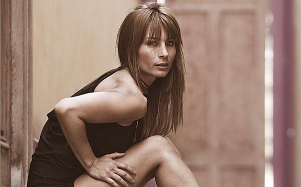 Olenka Zimmermann negó tener un romance con el director Lucho Barrios