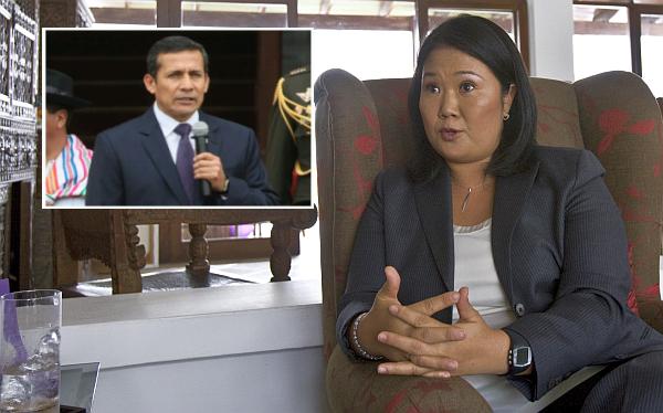 Keiko Fujimori exhortó a Humala a tomar acciones ante muertos en Cajamarca