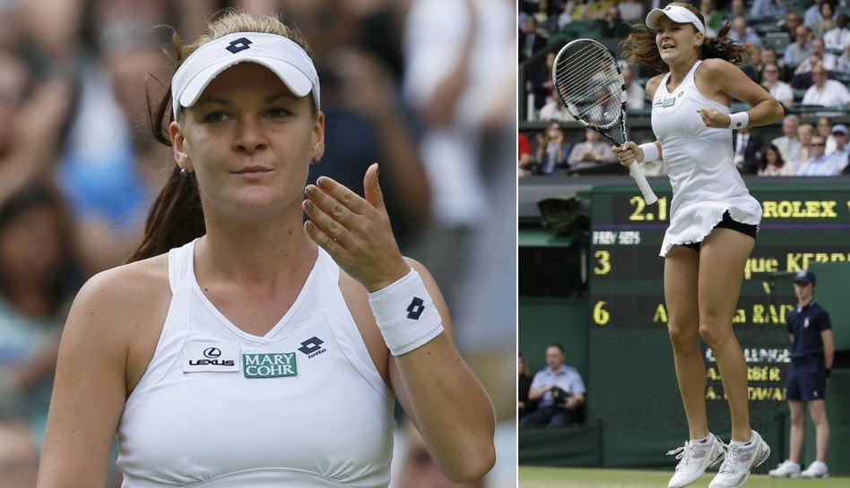 FOTOS: Wimbledon entra a su fase final
