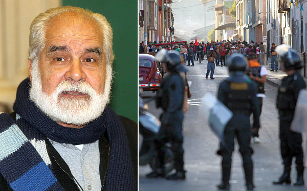 """Padre Garatea sobre Cajamarca: """"Ninguno de los dos lados sabe hacer política"""""""
