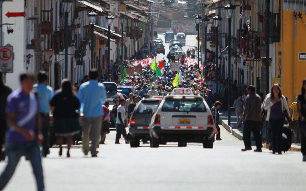 Cajamarca amanece en calma en medio del duelo por las víctimas