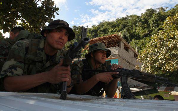 Capturan a la mano derecha de 'José' y rescatan a 11 niños de campamento terrorista en Junín