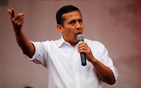 """Ollanta Humala: """"El Ejecutivo ha propuesto a monseñor Cabrejos como mediador en Cajamarca"""""""