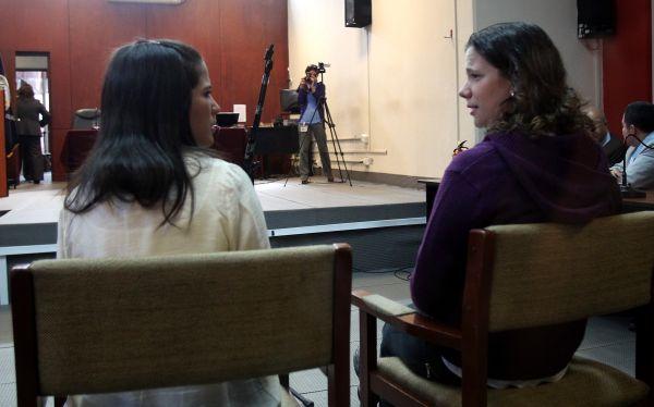 Caso Fefer: audios y correos de Eva Bracamonte con sus abogados no serán incluidos en juicio
