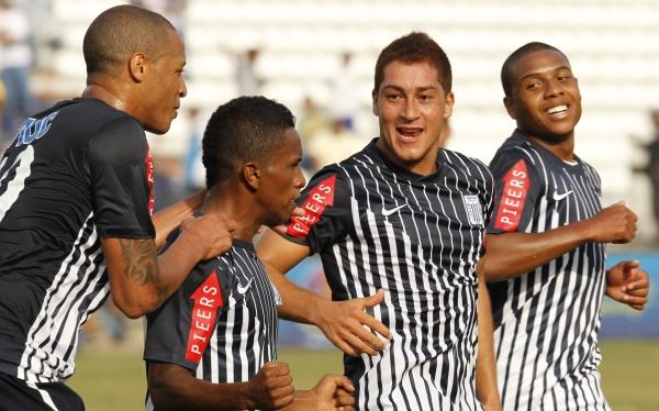 Alianza Lima mantiene el mismo once para vencer a Melgar