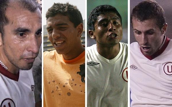 La 'U' pierde a Calcaterra, Gonzales y Duarte para enfrentar a Cobresol