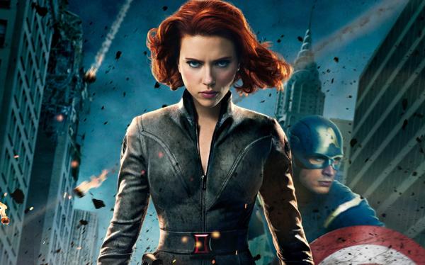 """Scarlett Johansson será la actriz mejor pagada del mundo en """"Los Vengadores 2"""""""