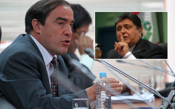 Lescano quedó fuera de megacomisión tras ruptura con Perú Posible