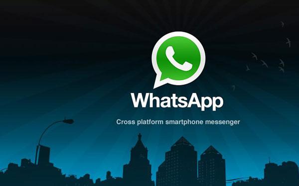 Última versión de WhatsApp incluye descarga automática de fotos
