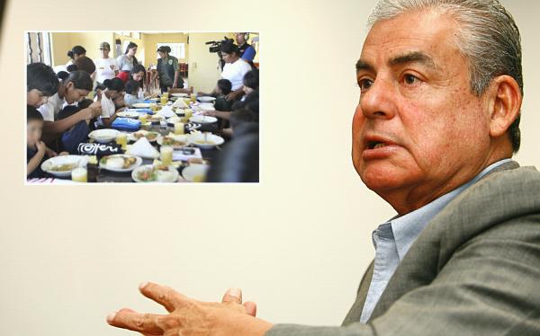 """Rescate de niños secuestrados por senderistas """"fortalece la democracia"""", afirmó Villanueva"""