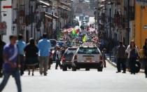 Cajamarca amanece en calma en medio del duelo por las víctimas - Noticias de rodrigo rodrich