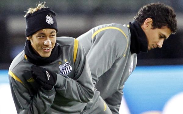 Santos perdería a Ganso: socio de Neymar ficharía por Inter de Brasil