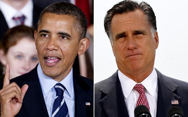 Obama con leve ventaja sobre Romney en estados clave, según sondeo