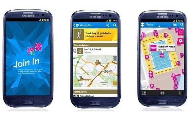 Juegos Olímpicos Londres 2012 ya tienen aplicaciones para Apple y Android