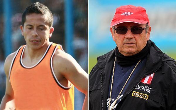 "Roberto Merino a Markarián: ""Si un entrenador te quiere, te busca, te llama"""