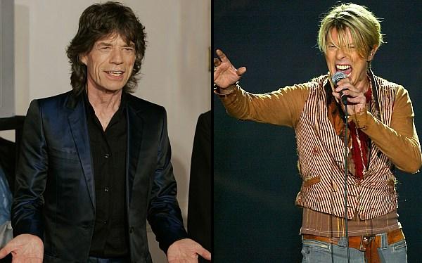 Nueva biografía sobre Mick Jagger revela supuestas relaciones con David Bowie