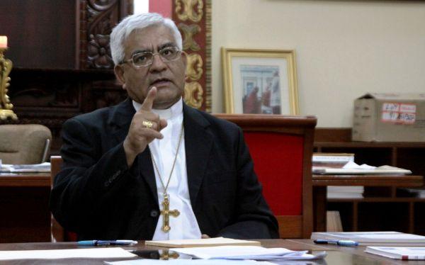 Monseñor Cabrejos entrega hoy al Ejecutivo reclamos de cajamarquinos