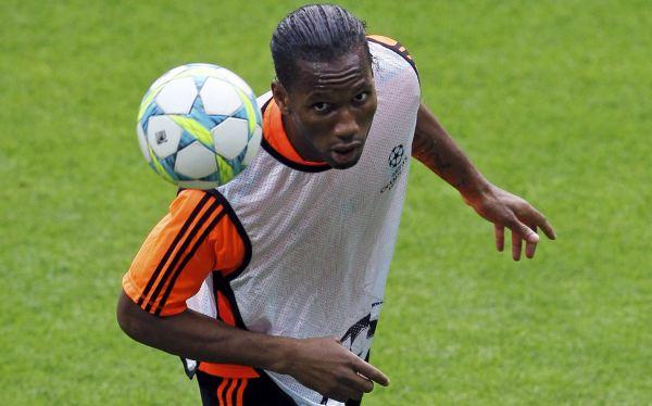 Didier Drogba fue elegido como el goleador mundial del siglo XXI