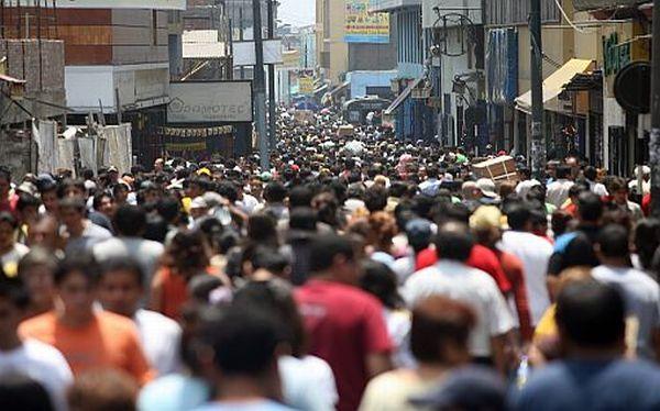 Población del Perú se incrementa en 335 mil habitantes cada año