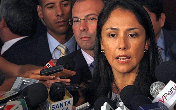 Nadine Heredia pidió dejar trabajar a facilitadores de diálogo en Cajamarca