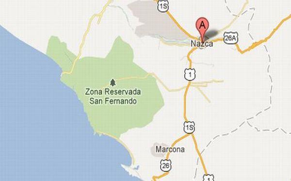 Avioneta que había partido de Nasca realizó aterrizaje de emergencia