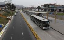 Pro Transporte no descarta ampliar ruta del Metropolitano hasta Carabayllo - Noticias de luis quispe candia