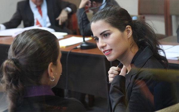 Telefónica reiteró que Eva Bracamonte no contestó llamada del celular de su madre