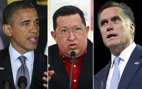 Hugo Chávez es tema picante en la campaña estadounidense