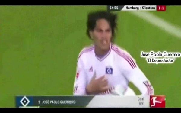 VIDEO: los goles de Paolo Guerrero, el 'Depredador' de Corinthians