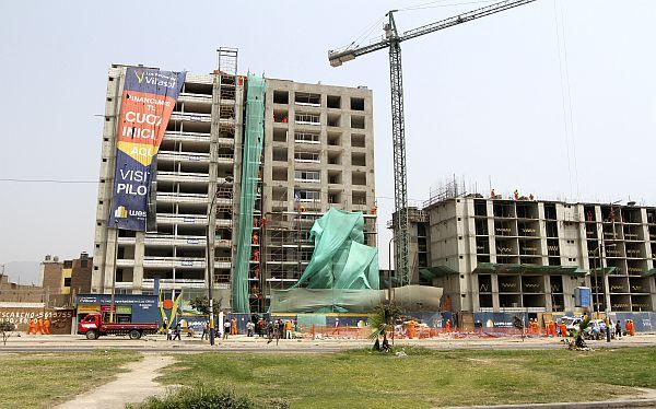 Ministro Cornejo: no hay una burbuja inmobiliaria por subida de precios